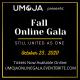 Umoja Fall Online Gala 2020